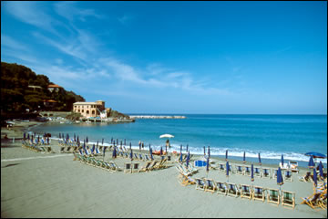 Le Conchiglie Bed & Breakfast Levanto Liguria Italia - Terazza